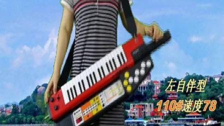 鼓浪屿-肩背合成器电子琴SHS500雅马哈加自动伴奏器