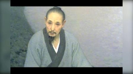 靳尚谊八大山人:中国水墨画和油画的结合