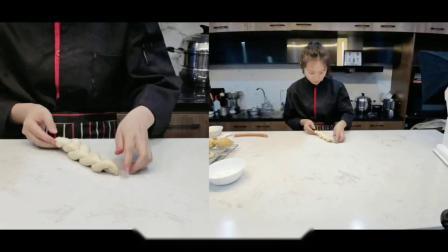 乔立厨师机 花式肠仔包教程