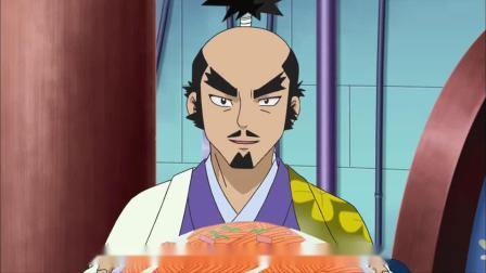 星际宝贝:强霸把武士送回他的年代,鹤子小姐气了!