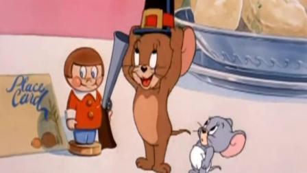 《猫和老鼠》:古灵精怪小杰瑞