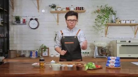 双汇火腿肠-美食系列之滑蛋西兰花炒火腿肠