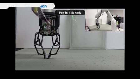 [Cobot Academy & Research #2] 可进行Peg-in-hole作业的机械夹爪_纽禄美卡(Neuromeka)