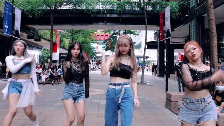 [DAZZLING IN PUBLIC]BLACKPINK _ How You Like That Dance Cover