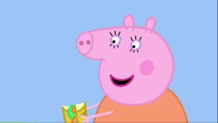 小猪佩奇:猪爸爸说的好听,到了要锻炼的时候,就各种找借口!