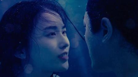 白蛇传说:水中回忆,黄圣依水下吻戏 「出处:白蛇传说」