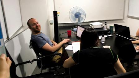 Daxue consulting团队的工作日常