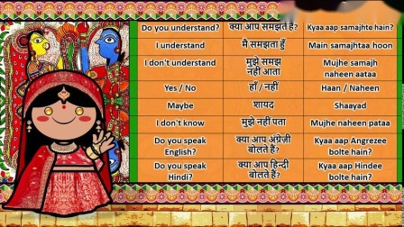 印地语听起来是怎么样的