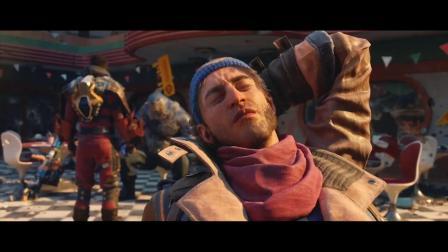【3DM游戏网】《小队:正义联盟》E3预告片