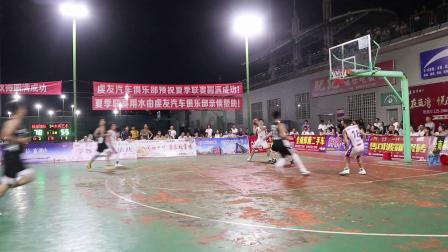2020年全南夏季篮球联赛个人集锦-【黄山意篇】