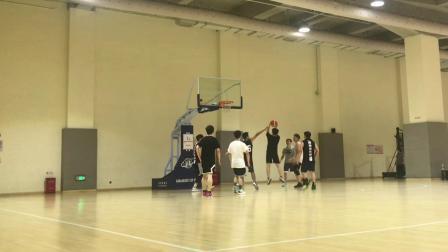 20200822篮球社活动集锦(2号半场)