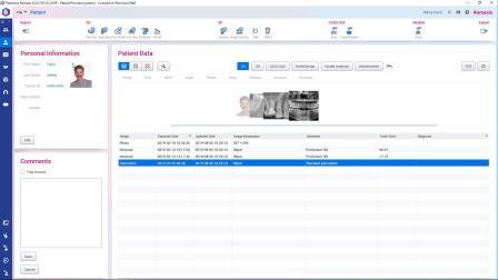 R6 如何在软件中打开影像文件
