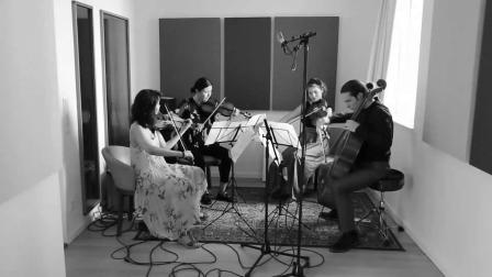 舒伯特 第12号C小调弦乐四重奏-OC818录音作品