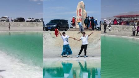 大美青海·天空之镜--翡翠湖