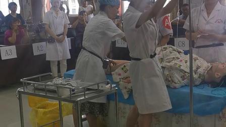 新化县妇幼保健院母婴安全管理培训技能培训