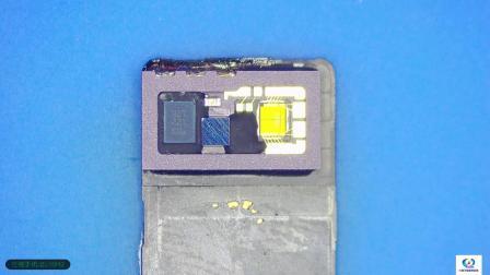手机维修培训兰德学校 面容点阵玻璃拆卸方法(精简版)