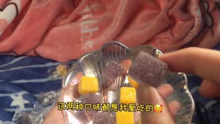 这是我吃过最好吃的果汁软糖,吃一颗周围的是酸酸甜甜的果汁味道
