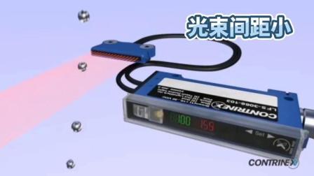 堪泰光纤放大器检测掉落的小物体