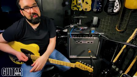 Richie Castellano使用Z-Tone DI录制吉他音轨