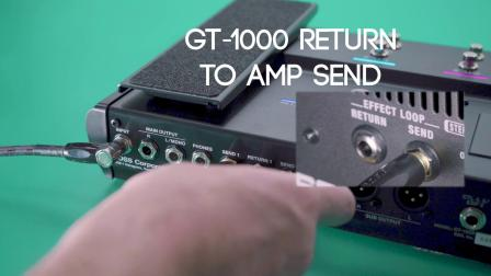 How to connect in 4 Cable and 7 Cable Method GT-1000 Ultimate Guide Video Series