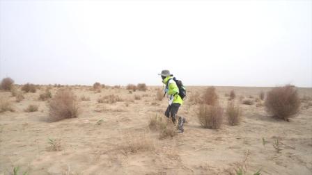 戈壁徒步赛事宣传片
