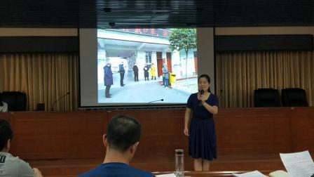 """安阳市教育系统抗疫先进事迹暨""""出彩新人说""""宣讲视频《担当》9.1"""