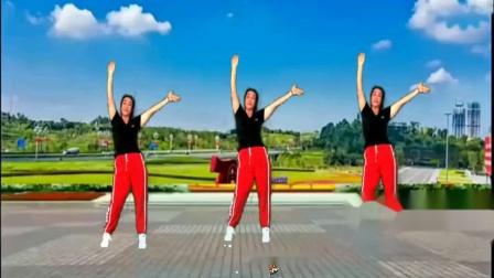 汕头娟子广场舞《为爱流泪的女人》健身操