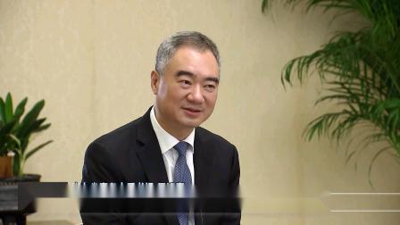 权威访谈@乘势而上奋勇前进@青岛市委书记王清宪