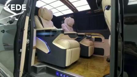 新款奔驰圣母峰定制版豪华商务车