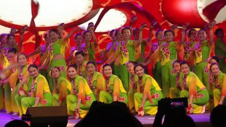 舞蹈《歌邀天下》 表演单位:凤阳县文化馆