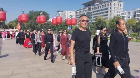晋中市体育舞蹈协会《开幕式》