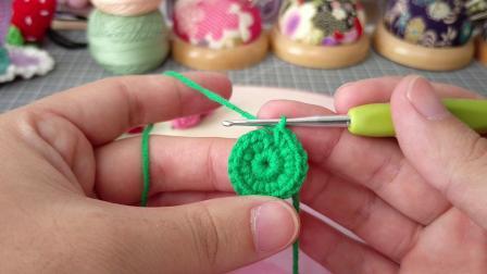 十号蕾丝线珍珠玫瑰耳钉详细教程