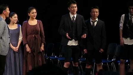 【Strawberry Alice】上海戏剧学院 上戏音乐剧中心16级全体 《春之觉醒》 - 王洛勇老师演后谈 - 3,2018-05-21 上海戏剧学院