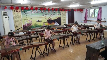 喜凤古筝古琴艺术培训中心2020年音乐考级演奏会