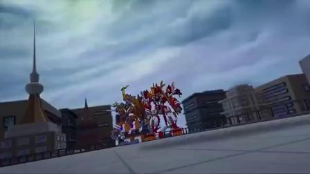 斗龙战士:阿迪头痛难耐时,竟对洛小熠众人出手