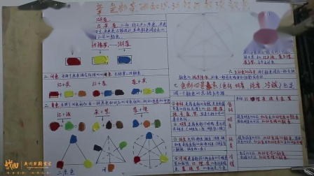 【色彩教程】色彩的基本理论~01集