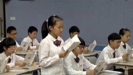 杭州市语文名师公开课初二语文《三峡》陈利平_S6059