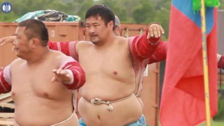 蒙古摔跤之美 1