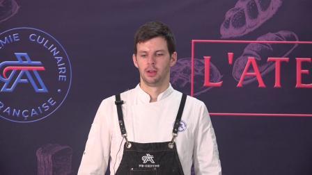 【芒果菠萝巧克力甜品】法国甜品大师Maxime手把手教你做西式甜品