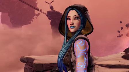 【游民星空】《无主之地3》新DLC宣传片