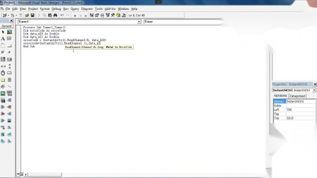 13 DAQNavi VB编程入门(2AI+2DI)
