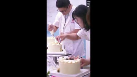 嘉兴学妹来杜仁杰实战烘焙培训甜品