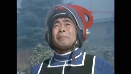 奥特曼:卡旦星人用光线把泰罗奥特曼变瞎泰罗愤怒到使出禁术奥特炸弹