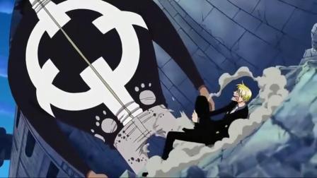 海贼王:熊彻彻底底给草帽团上了一课,你们不要膨胀的太早