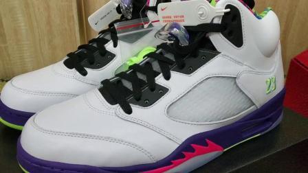 龙哥号外137 Air Jordan 5  快乐王子