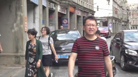 文昌老街骑楼