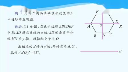 8.2立体图形的直观图_名师优课(数学人教A版必修二高一下册)宋老师