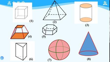 8.1基本立体图形(1)_名师优课(数学人教A版必修二高一下册)贾老师
