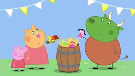 小猪佩奇:佩奇学校怎么回事,总是漏水呢,这次又要怎么解决呢!