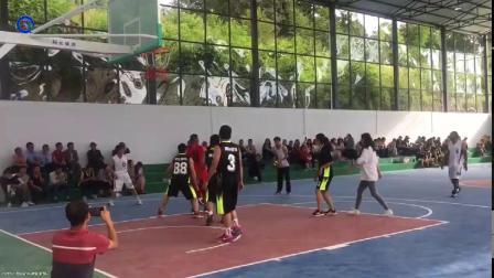 腰街乡庆祝教师节活动(篮球赛)